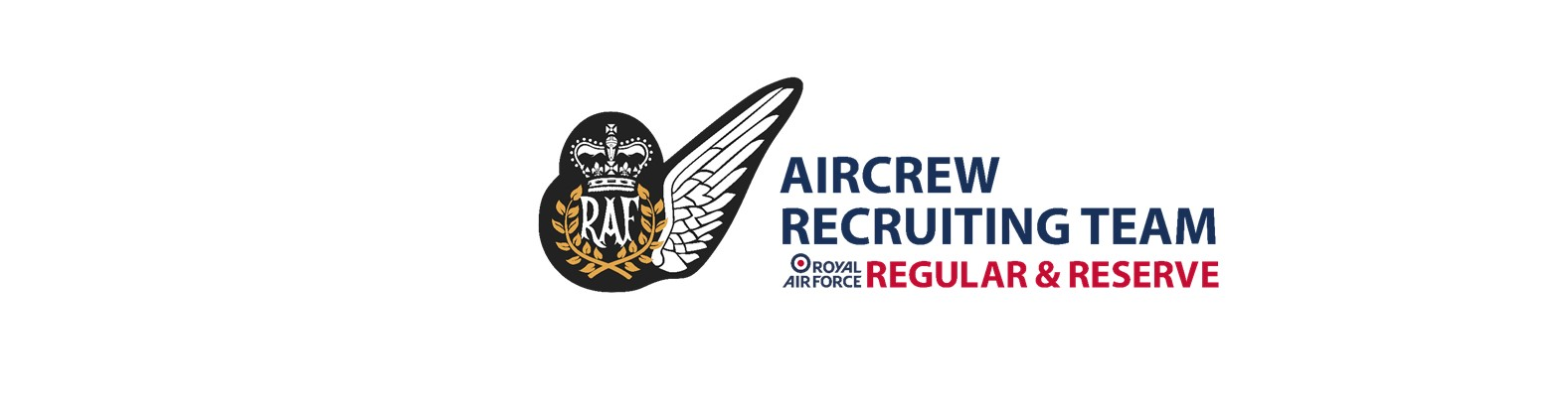 Aircrew Recruiting Slide – White