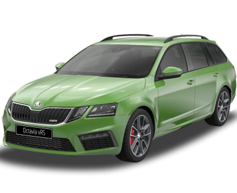 Skoda Octavia Vrs Special Offer Griffin Tax Free Tax